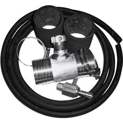 RDS Diesel installieren Kit für AUX Diesel Fuel Tank–passend für Chevy/GMC Trucks 1999–2010, Modell # 011029 (Modell Chevy-kits)