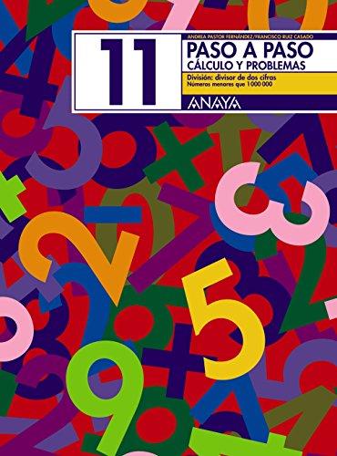 11. División: divisor de dos cifras por Andrea Pastor Fernández