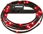 NZXT CB-LED20-RD LED-Kabel, 200cm, Rot