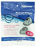 Petmate New Fresh Flow Replacement Filters, 50 oz