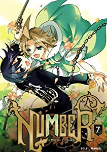 Number Edition simple Tome 7