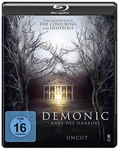 Demonic - Haus des Horrors [Blu-ray] - Scrollen Ziehen