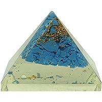 HARMONIZE Türkis Orgon Chips Pyramide Reiki Kristall Chakra Energie Generator preisvergleich bei billige-tabletten.eu