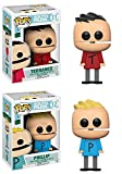 Funko POP! South Park: Terrance + Phillip – TV Cartoon Stylized Vinyl Figure NEW