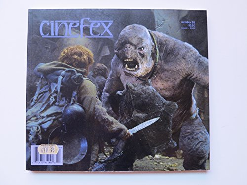 Cinefex Magazine number 89 April 2002