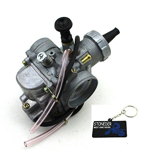 STONEDER Carburateur 28 mm Mikuni - Pour motos 125cm3, 150cm3, 160cm3, 200cm3 250cm3