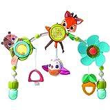 Tiny Love 3333140421 Into the Forest Musical Nature Stroll musikalischer Spielbogen, mehrfarbig