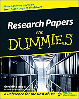Research Papers For Dummies von [Woods, Geraldine]