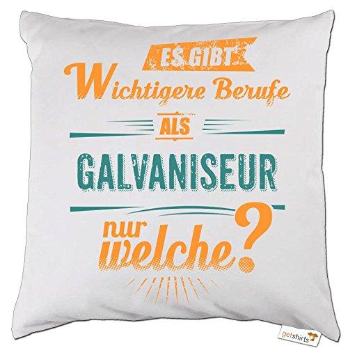 getshirts-rahmenlosr-geschenke-kissen-wichtigere-berufe-als-galvaniseur-petrol-orange-weiss-uni