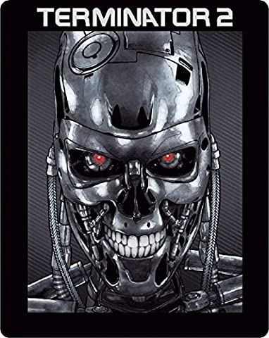 Terminator 2: Judgment Day - Limited Edition Steelbook Blu-ray
