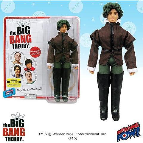 Bif Bang Pow The Big Bang Theory Raj Caballero 8-Inch Figura - Con. Excelente