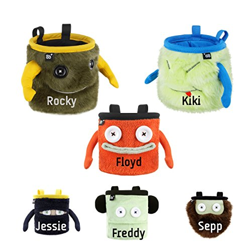 8bplus Chalk Bag (8b+) – 8b plus – Freddy, Sepp & Friends