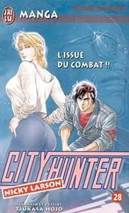 City Hunter - Nicky Larson Edition simple Tome 28