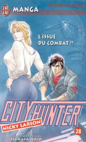 City Hunter (Nicky Larson), tome 28 : L'issue du combat !