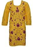 eco haat Embroidered Women's Kurti[YEPRK...