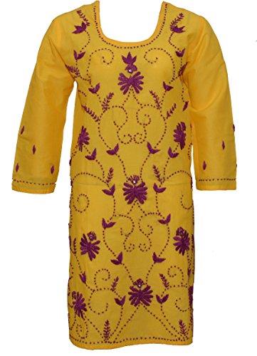 eco haat Embroidered Women's Kurti[YEPRKU02] 44