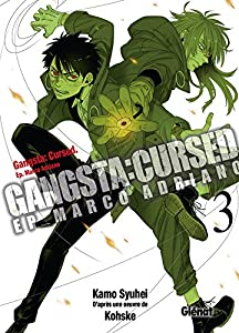 Gangsta Cursed Edition simple Tome 3