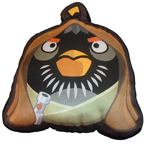 Angry Birds Star Wars Kissen, Motiv Obi Wan (skybrands 812398) (Angry Bird Kissen)