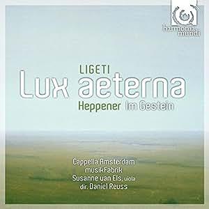 Ligeti : Lux aeterna - Heppener : Im Gestein