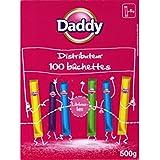 Daddy Sucre En Poudre, Distributeur De Buchettes - ( Prix Par Unité ) - Envoi Rapide Et Soignée