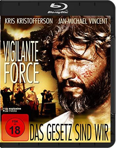 Das Gesetz sind wir (Vigilante Force) - Neuauflage [Blu-ray]
