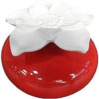 Zen'Arôme Duftspender/Diffusor, Narzissen-Design, Rot preisvergleich bei billige-tabletten.eu