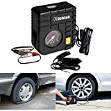 #9: Motoway® Richtek Mini Compact Car Tyre Inflator Air Compressor For Ford Eco Sport