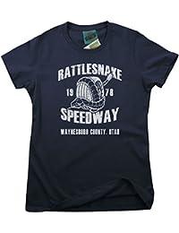 Bruce Springsteen Promised Land Rattlesnake Speedway inspired, Women's T-Shirt