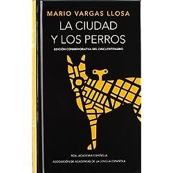 La ciudad y los perros (Ediciones conmemorativas RAE) de Vargas Llosa, Mario (2012) Tapa dura -- Premio Biblioteca Breve 1962