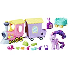 My Little Pony B5363EU4 - Il Treno dei Pony, Multicolore