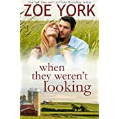 When They Weren't Looking: Sexy Small Town Romance (Wardham Book 4) (English Edition)