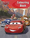 Disney Pixar Cars Colouring Book