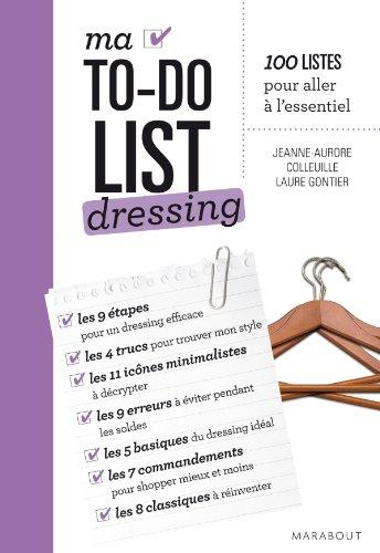 Ma To-do list dressing