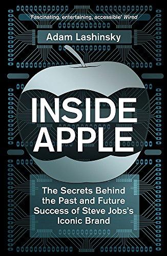 Inside Apple Cover Image