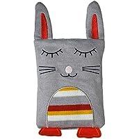 Textil Wärmekissen verschiedene Motive Tiere Wärmflasche Wellness Wohlfühlen 15 x 26 cm (Maus) preisvergleich bei billige-tabletten.eu