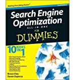 Search Engine Optimization All-in-One For Dummies (For Dummies (Computers)) (Paperback) - Common