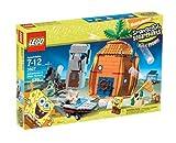 LEGO SpongeBob Schwammkopf 3827Abenteuer in Bakini unten - LEGO