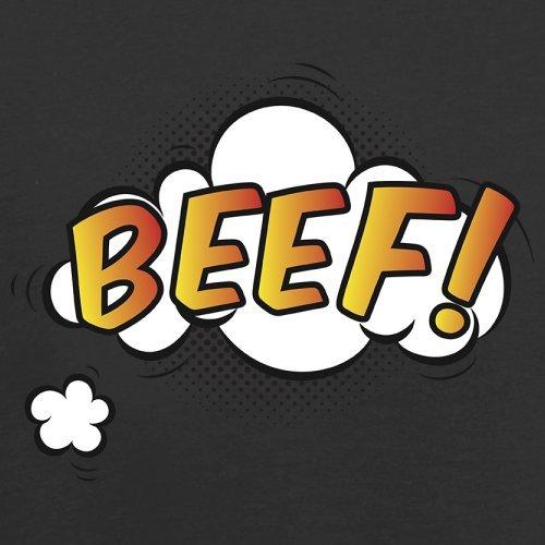 Superheld Beef - Herren T-Shirt - 13 Farben Schwarz