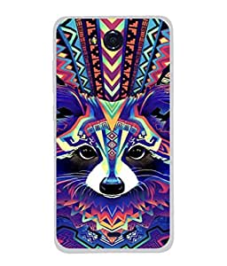 Fuson Designer Back Case Cover for Micromax Canvas Play Q355 (Multicolor Technology Artwork Engineer Student Technical)