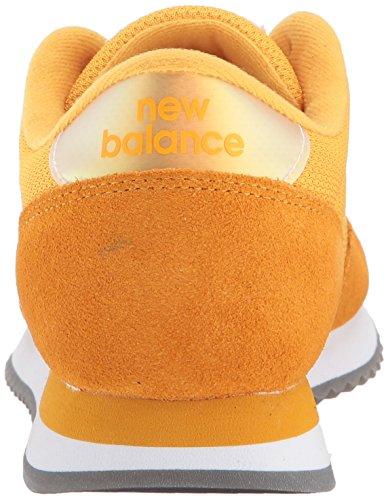 New Balance Womens 501 Classics Mesh Trainers Goldrush Magnet