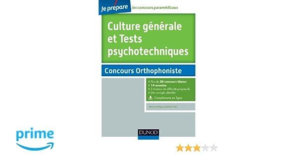 Culture générale orthophonie amiens