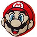 Nintendo Super Mario Bros Plush Cushion San-ei -Mario - inexpensive UK light shop.