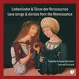 Liebeslieder und Tänze der Renaissance