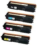Prestige Cartridge TN-325 4-er Set Toner kompatibel für Brother DCP-9050CDN, DCP-9055CDN, DCP-9270CDN, HL-4140CN, HL-4150CDN, HL-4570CDW, HL-4570CDWT, MFC-9460CDN, MFC-9465CDN, MFC-9970CDW