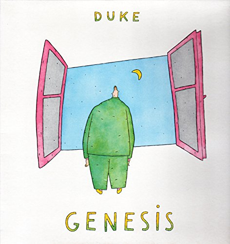 "Genesis – Duke (Vinyle, 33 tours LP 12"" – Edition française, avec textes traduits en français inclus : Charisma – Phonogram 9103 132 – PG 222, 1980) Behind the lines – Duchess – Guide vocal – Man of our times – Misunderstanding – Heathaze – Turn it on again – Alone tonight – Cul de sac – Please don't ask – Duke's travels – Duke's end"