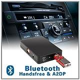 Coche manos libres Bluetooth A2DP interfaz MP3cambiador de CD adaptador Honda Accord Jazz 2003–2011