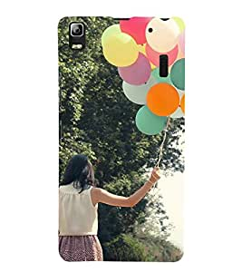 ifasho Designer Back Case Cover for Lenovo A7000 :: Lenovo A7000 Plus :: Lenovo K3 Note (Girl Malang Indonesia Girl Years)