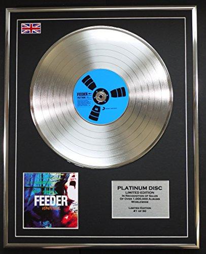 FEEDER/LTD Edizione CD platinum disc/POLYTHENE