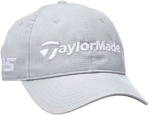 TaylorMade Tm18 Lite Techtour, Casquette de Baseball Homme, Gris (Gris N6408401), Taille Unique...
