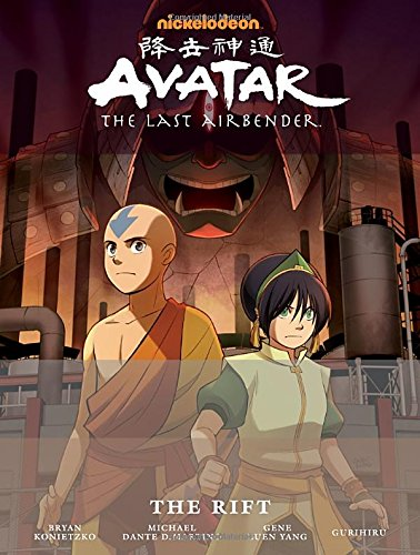 pdf book Avatar: The Last Airbender - The Rift Library Edition Read